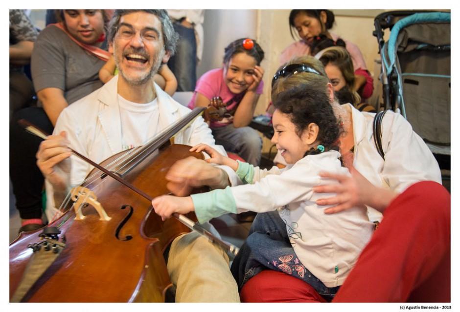 Fundación CONIN, Cooperadora para la Nutrición Infantil, Mendoza. Gira Nacional.