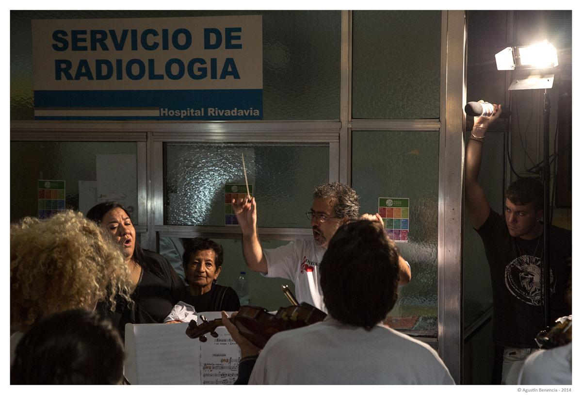 Hospital General de Agudos Bernardino Rivadavia, Ciudad de Buenos Aires