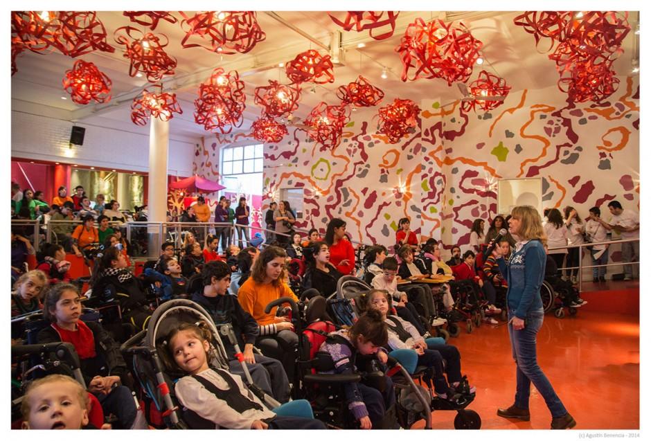 Asociación para Niños con Enfermedades Neurológicas, AEDIN, Ciudad de Buenos Aires