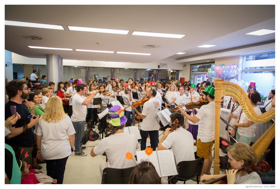 Hospital de niños Dr. Ricardo Gutierrez, Ciudad de Buenos Aires. Tercera visita.