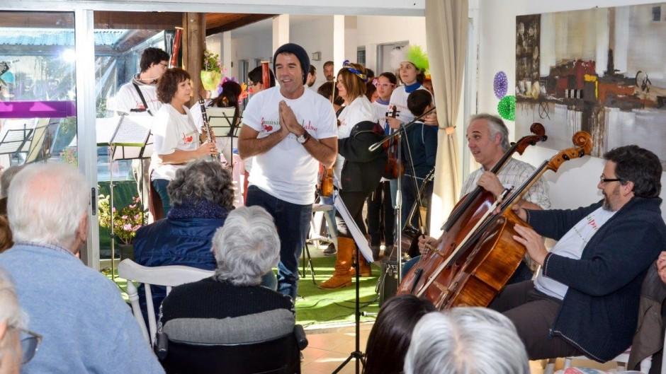 Hogar de ancianos Las Violetas, Paso de los Toros, Uruguay