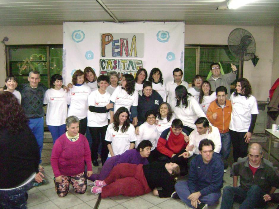 Instituto Recreativo Terapéutico Especial (IRTE), Ciudad de Buenos Aires.