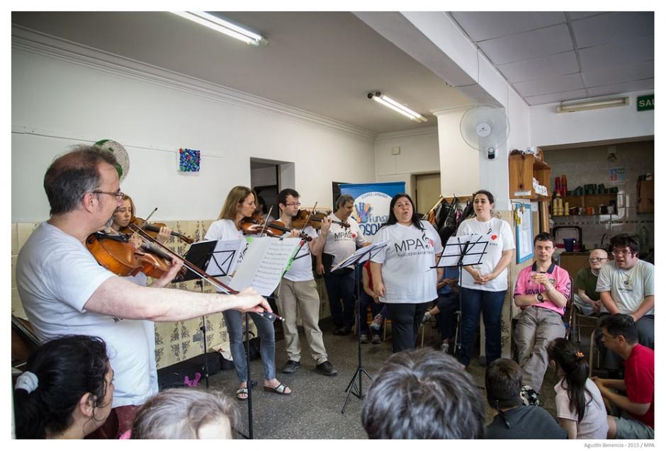 Fundación Nosotros, Acassuso, prov. de Buenos Aires.