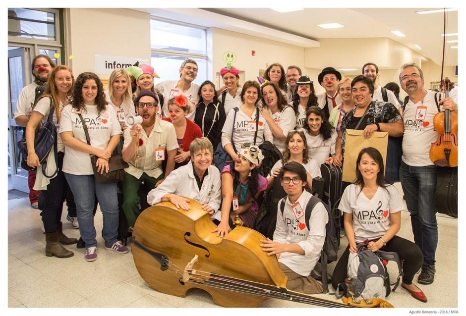 Hospital de niños Dr. Ricardo Gutierrez, Ciudad de Buenos Aires. Cuarta visita.