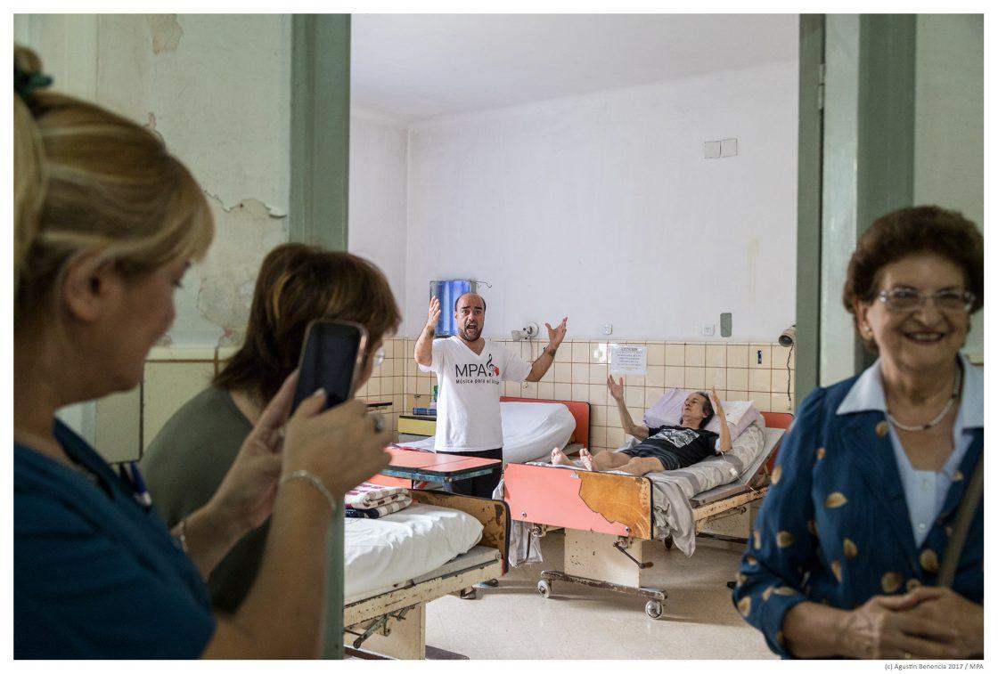 """Hospital de Gastroenterología """"Dr. Carlos Bonorino Udaondo"""", Ciudad de Buenos Aires."""