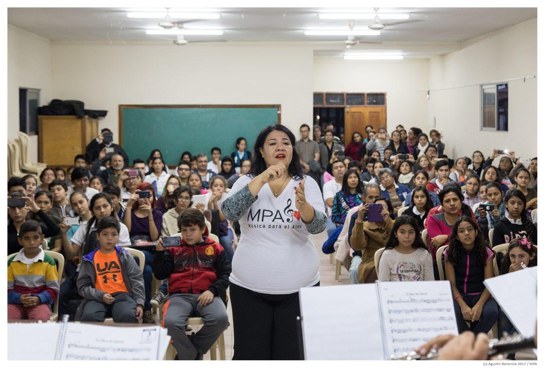 Instituto de Bellas Artes de Santa Cruz de la Sierra, Bolivia. Gira Internacional.