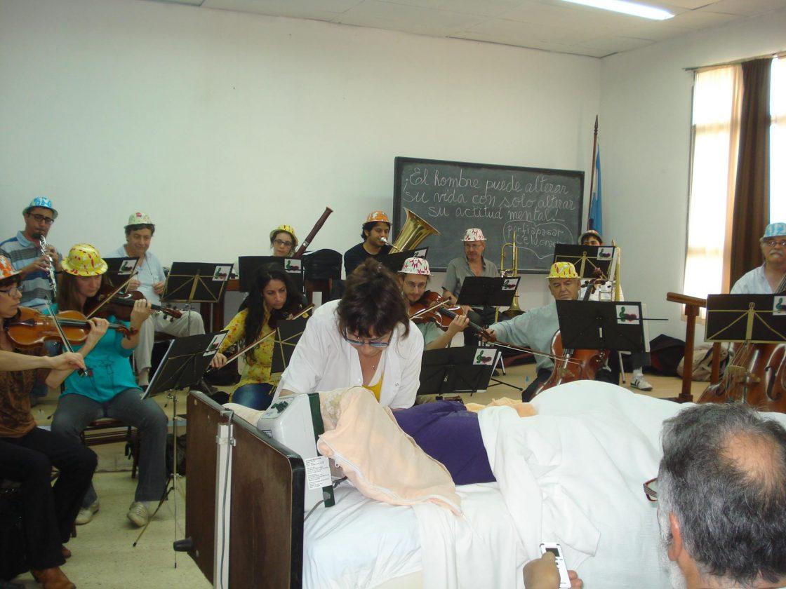 Instituto Nacional de Rehabilitación Psicofísica del Sur, Mar del Plata.