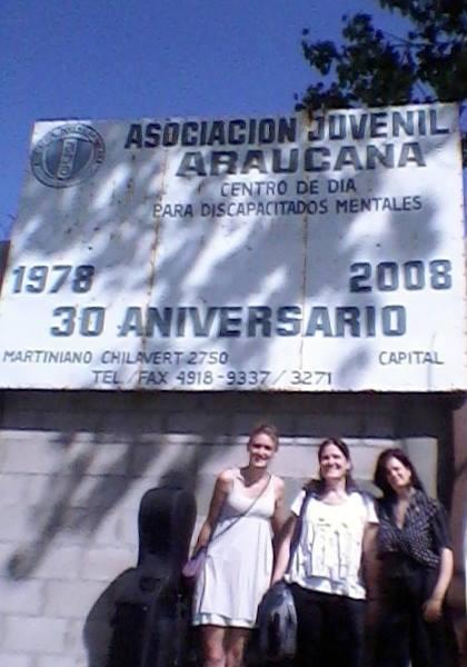 Asociación Juvenil Araucana
