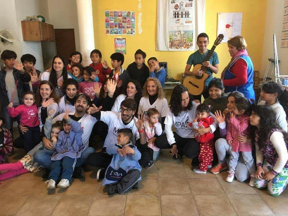 Casa del niño, refugio del ángel, La Plata