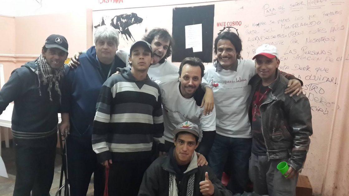 Centro Integral Monteagudo, para gente en situación de calle, Ciudad de Buenos Aires.