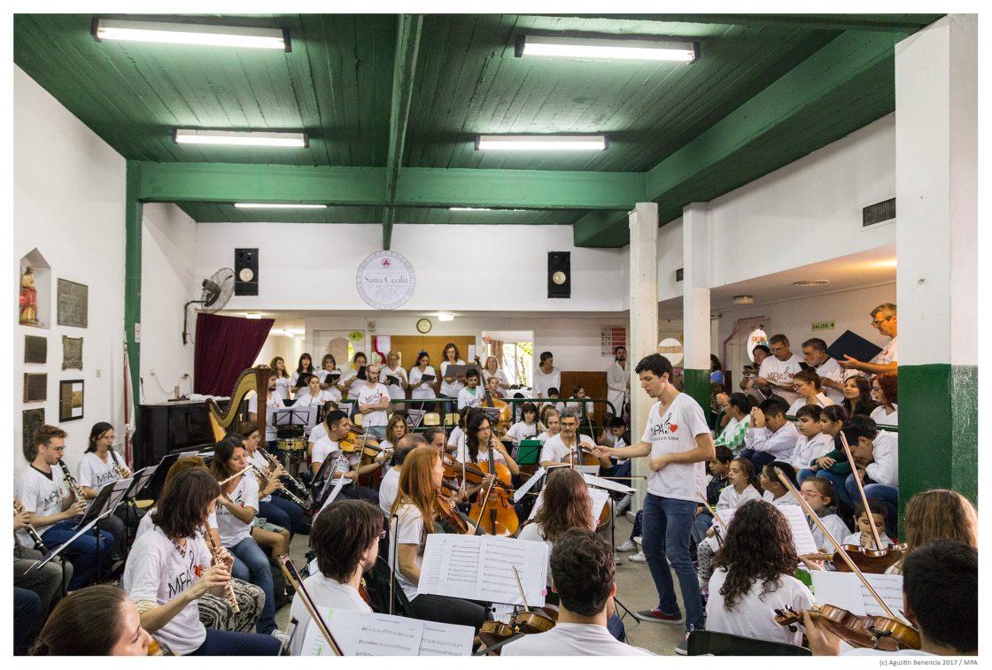 Escuela de Educación Especial Nº 33, Santa Cecilia, para niños ciegos, Ciudad de Buenos Aires. Cuarta visita.