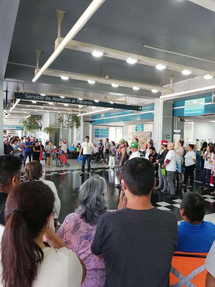 MPA Chile 13 dic 2018 Hospital padre hurtado
