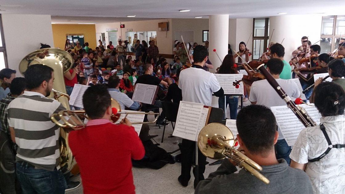 Hospital Infantil San Vicente, Medellin, Colombia