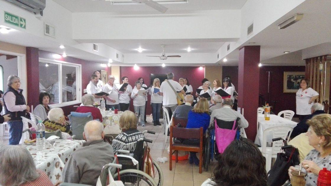 Geriátrico Hostal Cullen, barrio de Villa Urquiza, Ciudad de Buenos Aires.