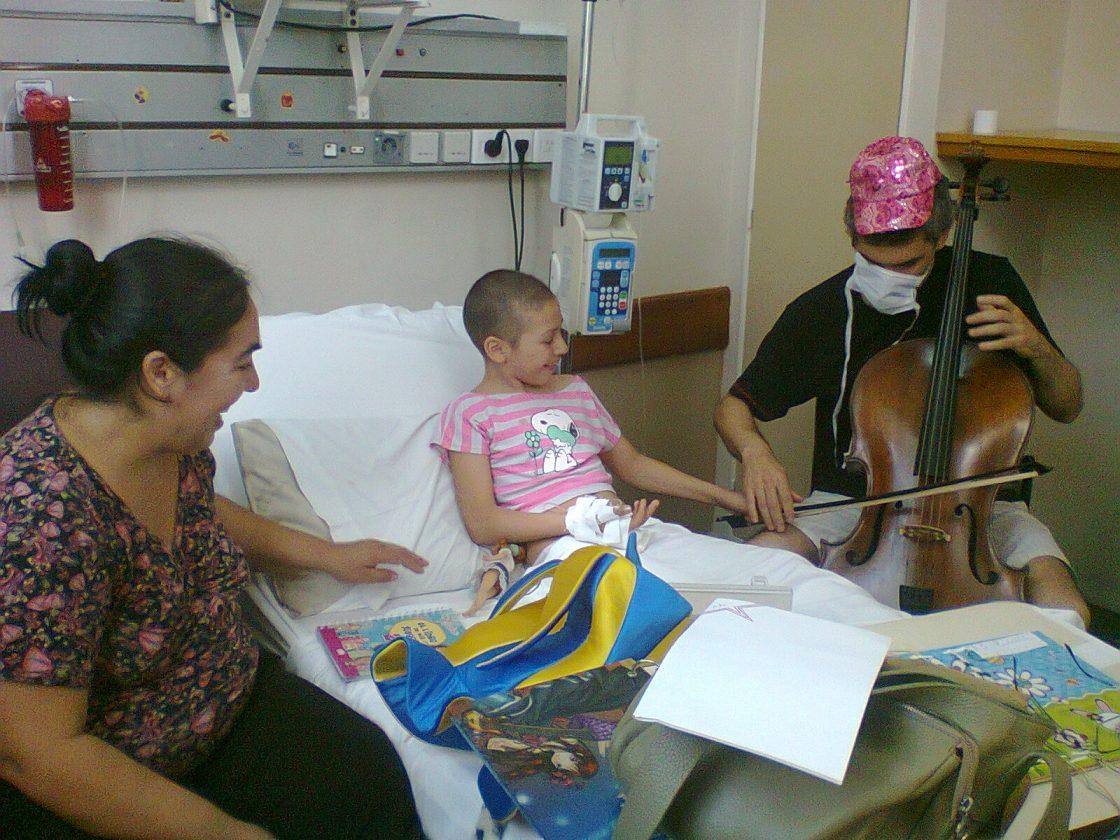 Hospital de niños Dr. Ricardo Gutierrez, Pabellón Oncológico, Ciudad de Buenos Aires.