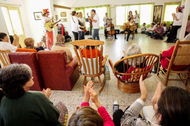 Hogar de ancianos maldonado Nov 2015